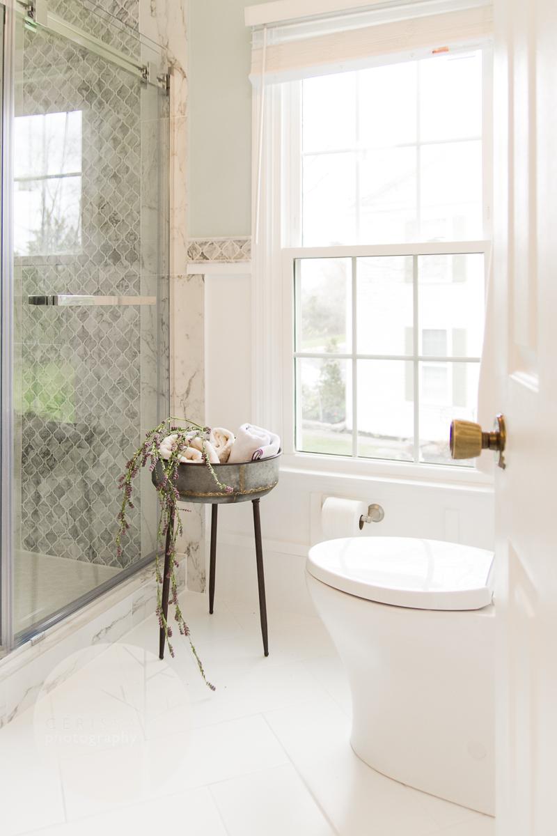 Master Bath Remodel Chantilly VA Cerissa Photography - Bathroom remodeling leesburg va